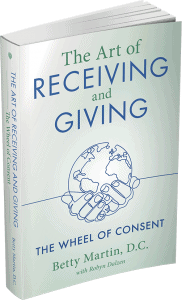 wheel of consent book cover